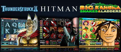 gokken op gokkasten